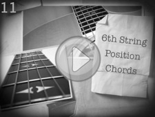 6th String Position