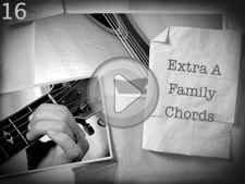 Extra A Family Chords