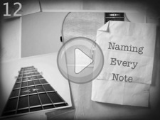 Naming Every Note
