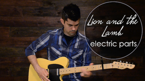 Lion and the Lamb Electric