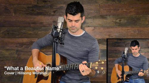Worship Guitar Lessons