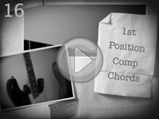 1st Position Complement Chords