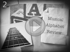 Musical Alphabet Review