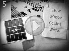 How Major Scales Work