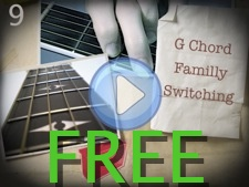G Chord Family Switching